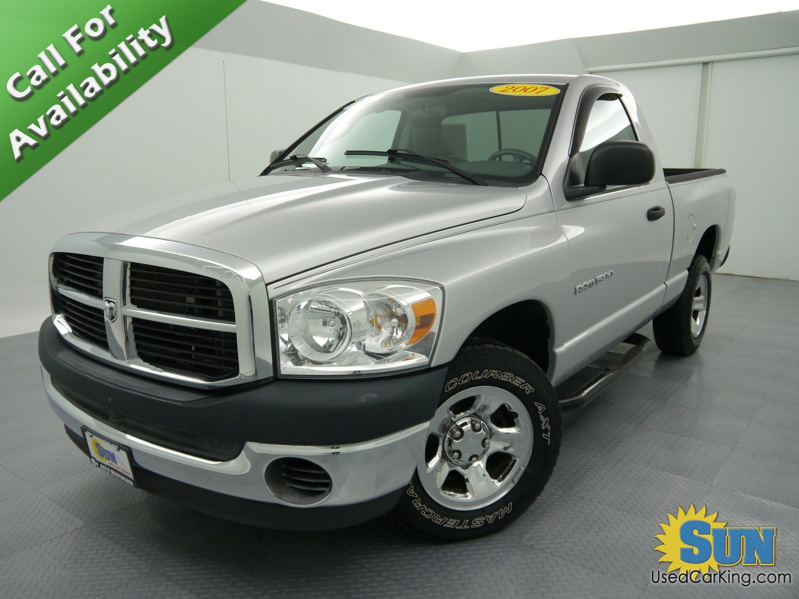 Pre Owned 2007 Dodge Ram 1500 St Regular Cab Pickup In