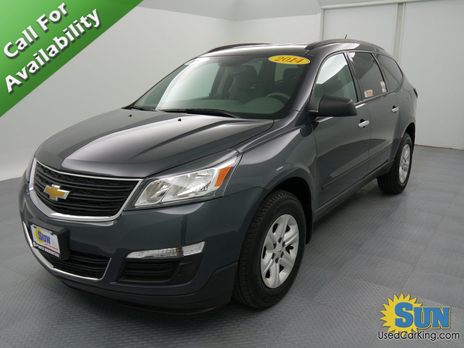 pre owned 2014 chevrolet traverse ls awd sport utility in. Black Bedroom Furniture Sets. Home Design Ideas