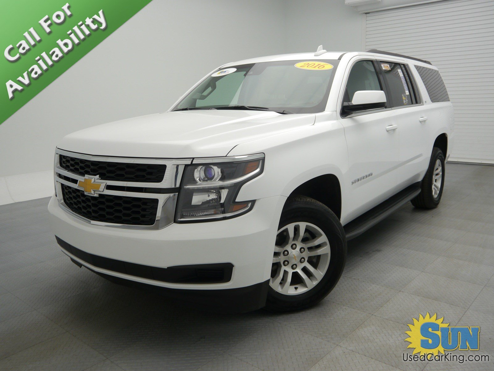 pre owned 2016 chevrolet suburban lt sport utility in chittenango pt51271 sun chevrolet. Black Bedroom Furniture Sets. Home Design Ideas